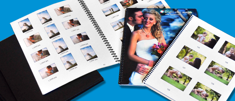Proof Books For Photographers