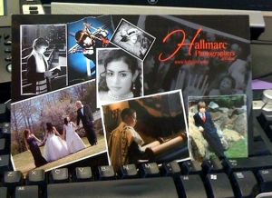 photographer custom cards
