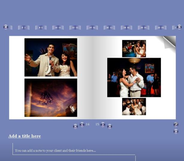 making a coffee table book
